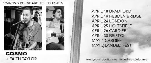 Faith Cosmo Tour